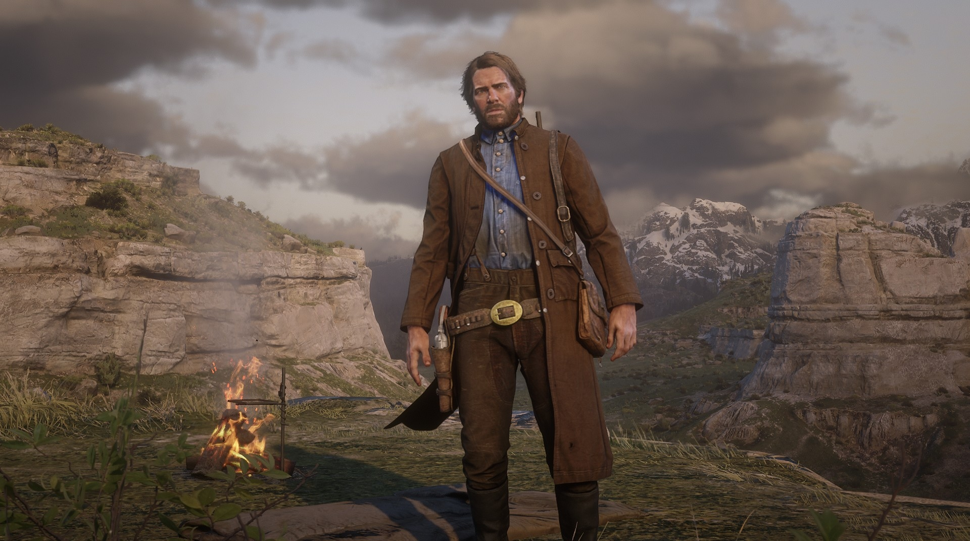 Outfit Ideas: Arthur Morgan Outfit Ideas